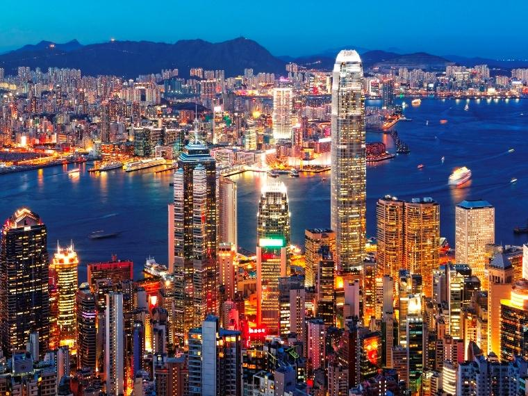 初めての海外旅行(社員旅行)。香港を終えて…