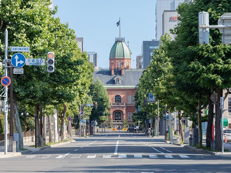 北海道・札幌に旅行してみて感じたこと