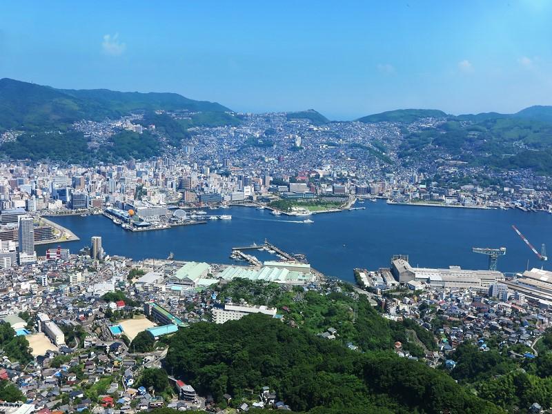 長崎空港から長崎市内、ハウステンボスへの行き方