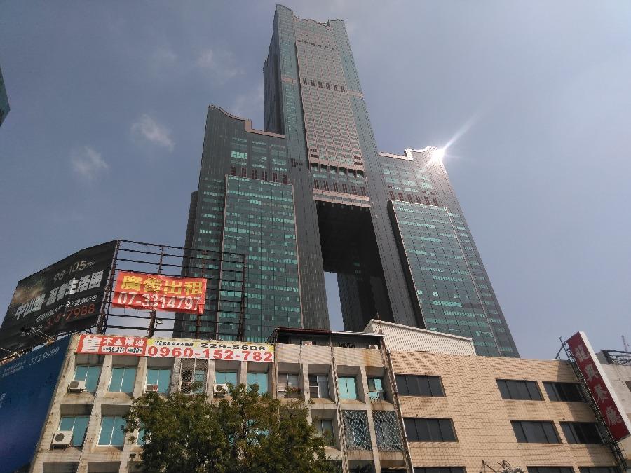 高雄85ビルへの行き方(三多商圏・自強夜市)【台湾・高雄観光】