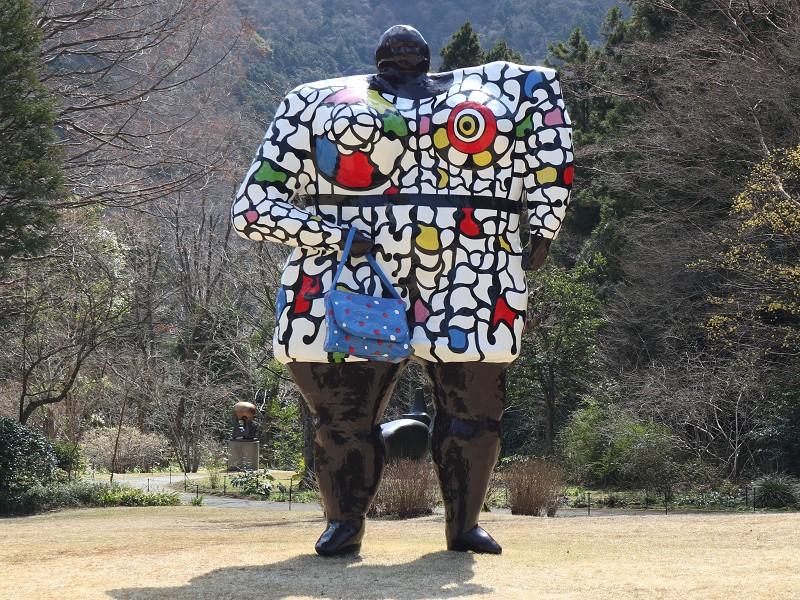 箱根・彫刻の森美術館への行き方と魅力【神奈川観光】