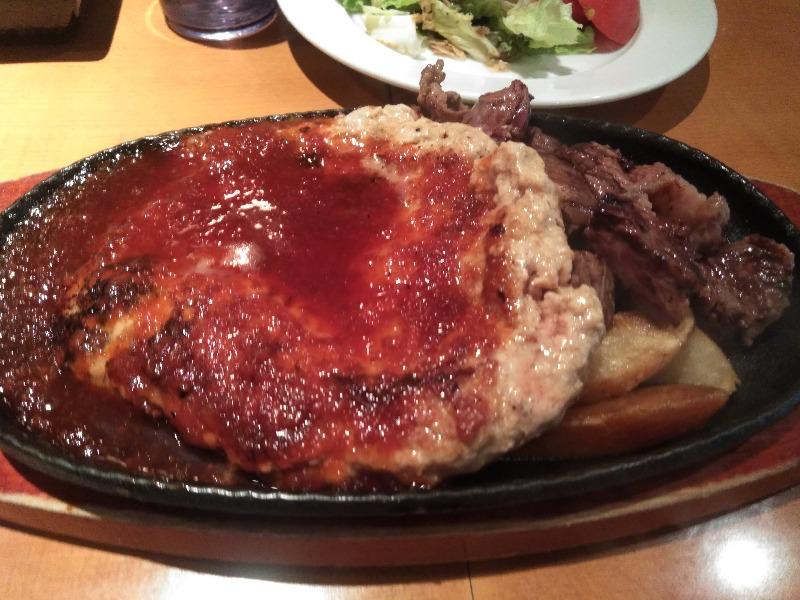 『洋食の店もなみ』の神戸牛ハンバーグを食べに行こう【大阪グルメ】