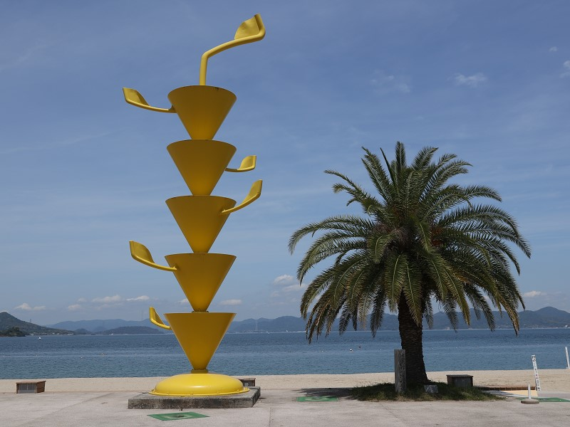アートの島・生口島の島ごと美術館【広島しまなみ海道・観光】