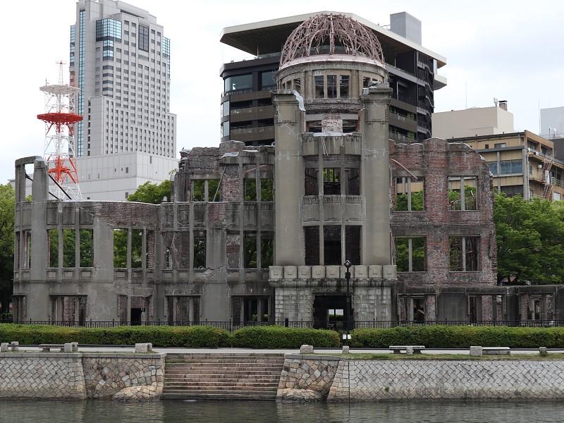 原爆ドーム・平和記念公園&平和記念資料館へのアクセス【広島観光】