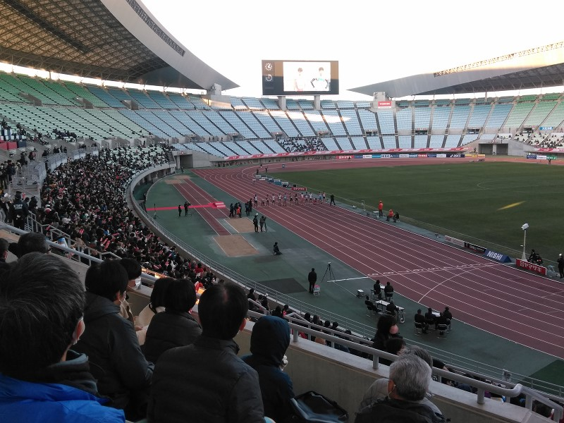 陸上日本選手権・長距離種目の大感動!大興奮の試合を観戦してきた