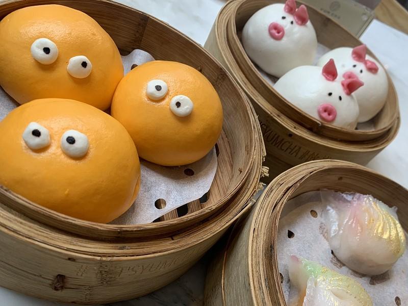 可愛くインスタ映えする香港飲茶「ヤムチャ(Yum  Cha)」を楽しもう